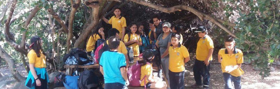 Visita Pedagógica a Río Clarillo 2018