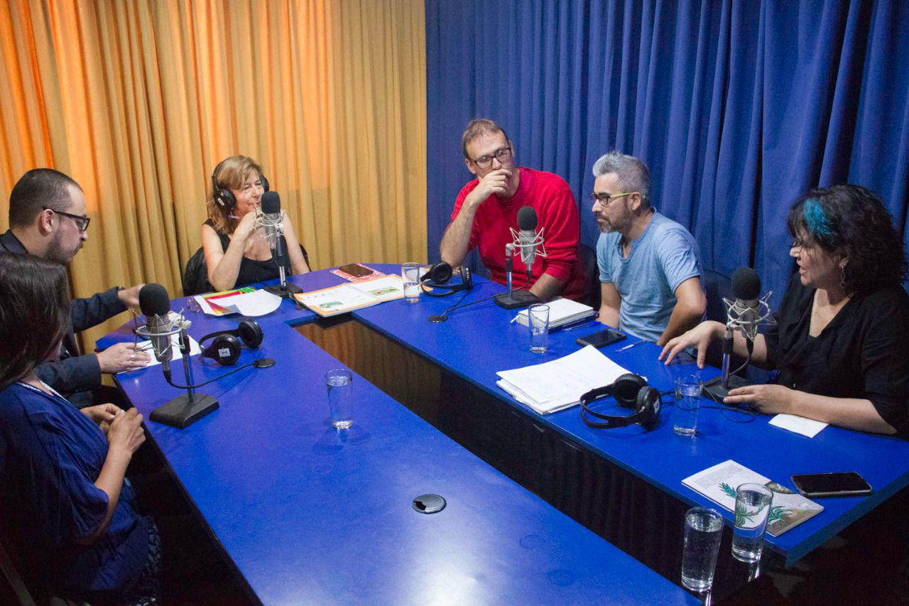 Colegio Contémpora en la Radio Universidad de Chile