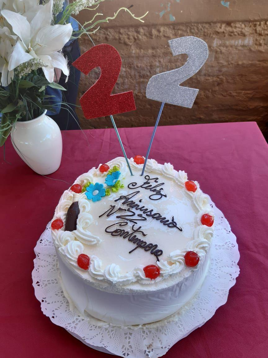 Celebración del Aniversario nº 22 de nuestro querido Colegio