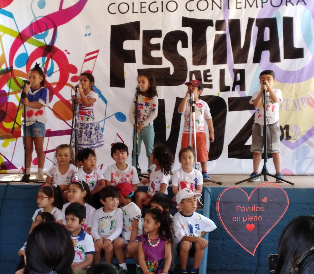 Festival de la Voz Contémpora 2019