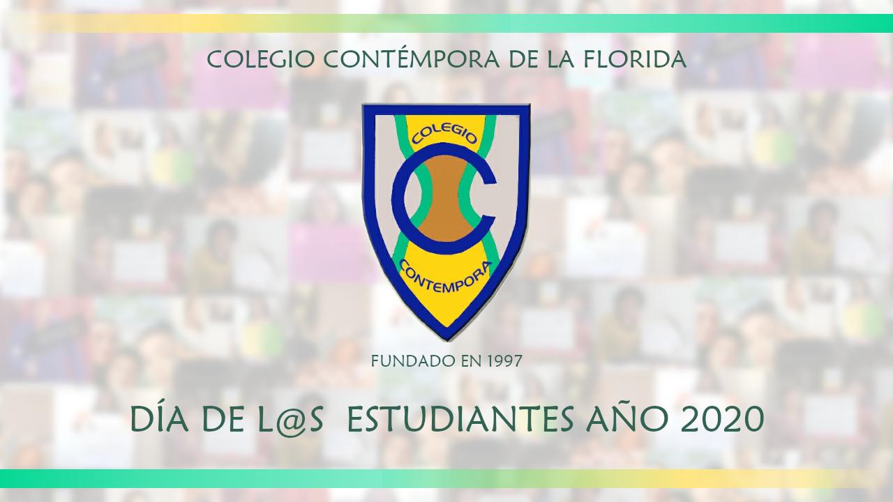Saludo por Día del Estudiante Contémpora 2020